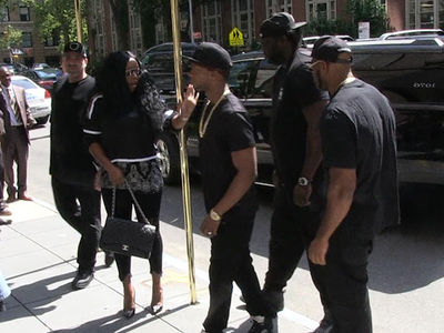 Prodigy's Funeral Brings LL Cool J, Remy Ma, Ice-T, Farrakhan To Pay Their Respects