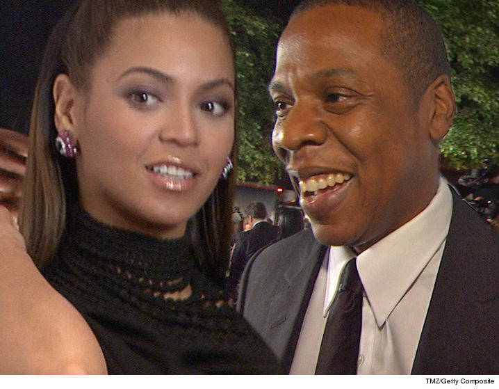 Beyonce and Jay-Z's twins names are a mystery no more- at least it appears that way