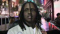 Chief Keef's a Father Again Because Judge Says So