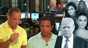 TMZ Live: Donald Trump: Ignites War W/ MSNBC