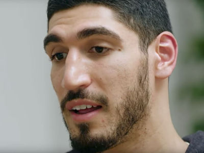 Enes Kanter: I Woulda Been Murdered In Jail If They'd Sent Me Back to Turkey