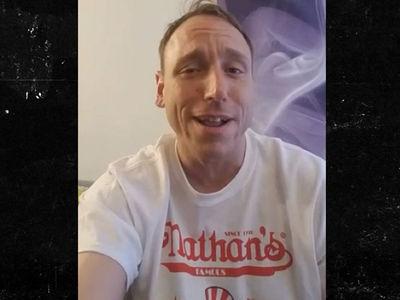 Joey Chesnut's Hot Dog Trash Talk, I'm Gonna Chew Up Matt Stonie!