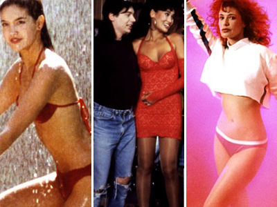 The HOTTEST Women of the '80s & '90s: Wait'll You See Your Former Crushes NOW!