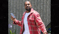Kanye West Not Upset at Jay-Z Diss on 4:44 Album