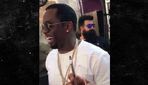 Diddy Schools DJ Whoo Kid On Ciroc Vodka Etiquette at Vegas Pool Party