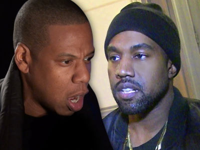 Kanye West, Jay Z Feud Triggered By Kanye Rant, Not Tidal Dispute