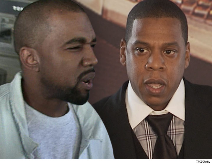Jay-Z & Kanye West - Batman & Robin - Modern Day Marvels