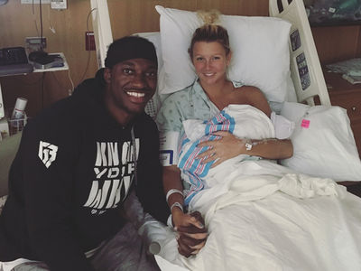 Robert Griffin III & Fiancee Welcome Baby Girl!!!