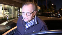 Larry King Says He Stands By CNN, It's Not Fake News Like Trump Says