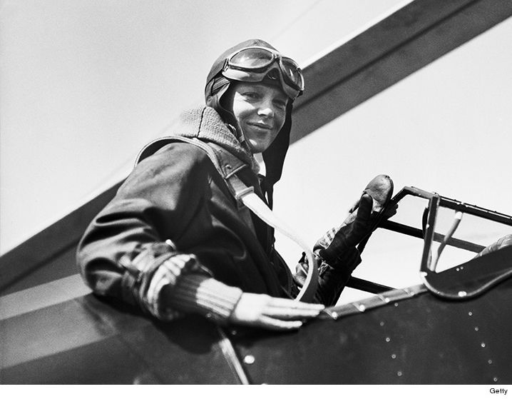 Amelia Earhart Survived Crash, Claims New Documentary with Photo ...