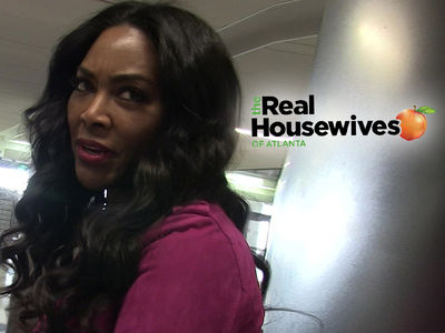 'Real Housewives of Atlanta' Gives Kenya Moore Ultimatum ... Your Husband or Your Job