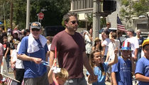 Ben Affleck & Jennifer Garner Celebrate 4th of July Together with Kids
