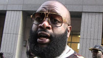 Rick Ross Sued for Bailing on Concert and Holding Deposit (UPDATE)