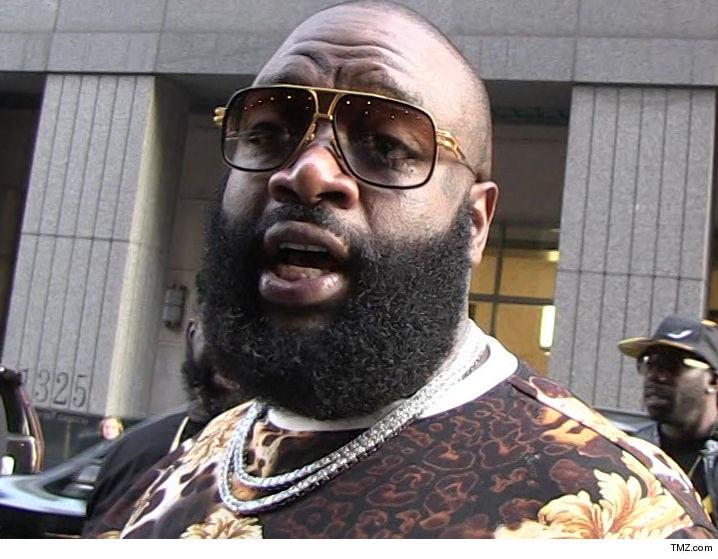 Rick Ross Rick Ross Sued for Bai...