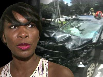 Venus Williams Car Crash, Cops Won't Release Surveillance Video