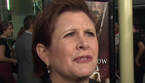 Carrie Fisher's 'Personal Property' 'Star Wars' Auction Not All Her Stuff
