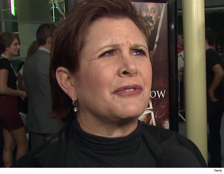 Carrie Fisher's 'Personal Property' 'Star Wars' Auction ...