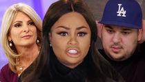 Blac Chyna Tells Judge Rob Beat Her