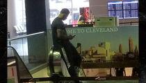 Myles Garrett Leg Presses Grown Man, Shows Browns Fans What's Up