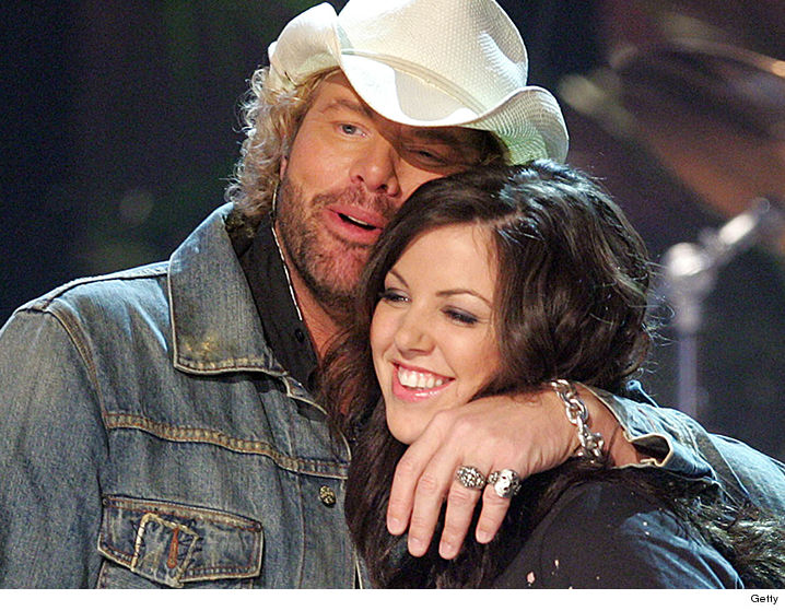 Toby Keith's Daughter Krystal Involved in Fourth of July Car Wreck