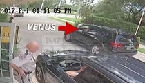 Venus Williams' Fatal Car Crash Surveillance Video Shows Impact