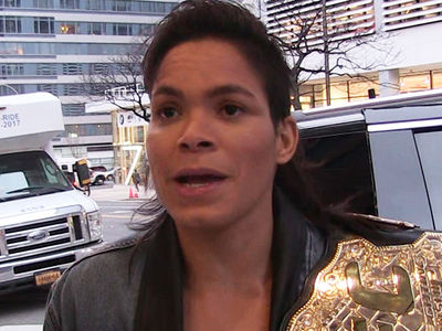 Amanda Nunes Says Her Sinusitis is Why She Pulled Out of UFC 213 Fight