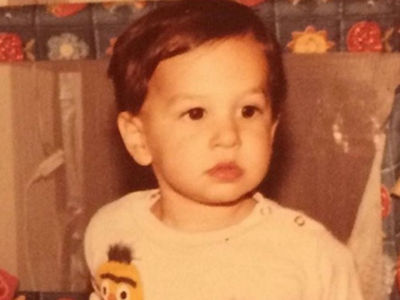 Guess Who This Pouty Little Man Turned Into!