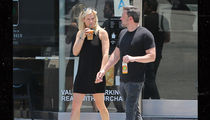 Ben Affleck and 'SNL' Producer Lindsay Shookus On a Coffee Date