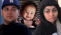 Rob Kardashian, Blac Chyna Agree to 50/50 Custody Split, No Conflict Over Dream