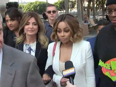 Blac Chyna, Lisa Bloom Mum at Court, Focused on Restraining Order Against Rob Kardashian