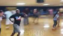 Floyd Mayweather Is the Greatest Roller Skater Alive!