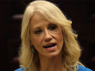 Twitter TORCHES Kellyanne Conway For Her Latest TV News Circus