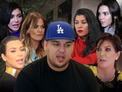 Rob Kardashian Apologizes to His Family for Bullying Chyna