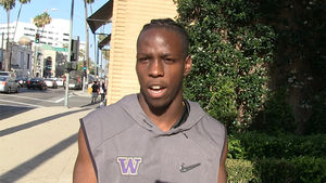Bengals WR John Ross: I'm Down To Race Usain Bolt!!