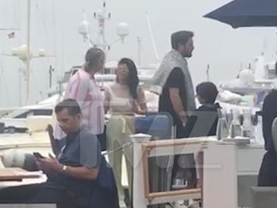 Kourtney Kardashian Reunites with Scott Disick and Their Kids in Nantucket