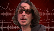 Chris Cornell 911 Call, Guest 'Attempting to Hang Himself'
