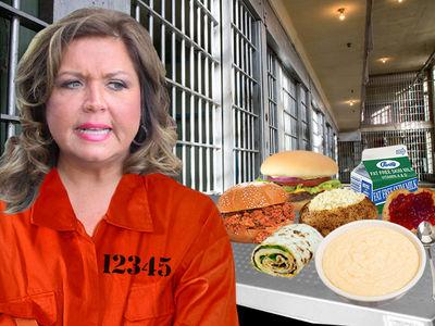 Abby Lee Miller's Prison Menu for First Week Behind Bars