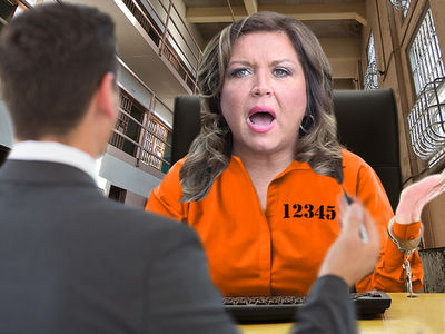 Abby Lee Miller Hired Consultant to Get Prison Ready