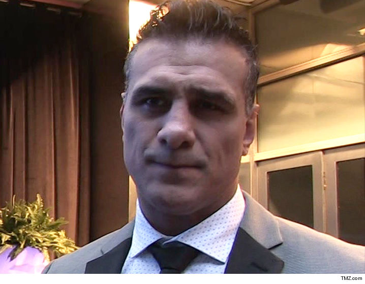 GFW Suspend Alberto El Patron After Paige Incident At Orlando Airport