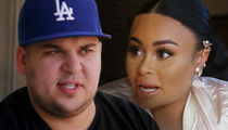 Rob Kardashian, Blac Chyna's Holding Super Expensive Jewelry Hostage in Our War