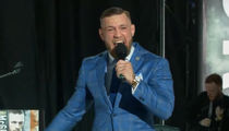 Conor McGregor Doubles Down on Racist Taunt, Mocks Rob Kardashian