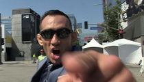 UFC's Tony Ferguson Warns Conor McGregor, Coming for that Belt!
