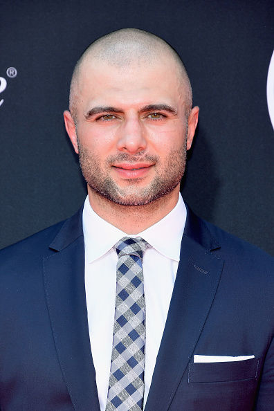 NHL player Mark Giordano