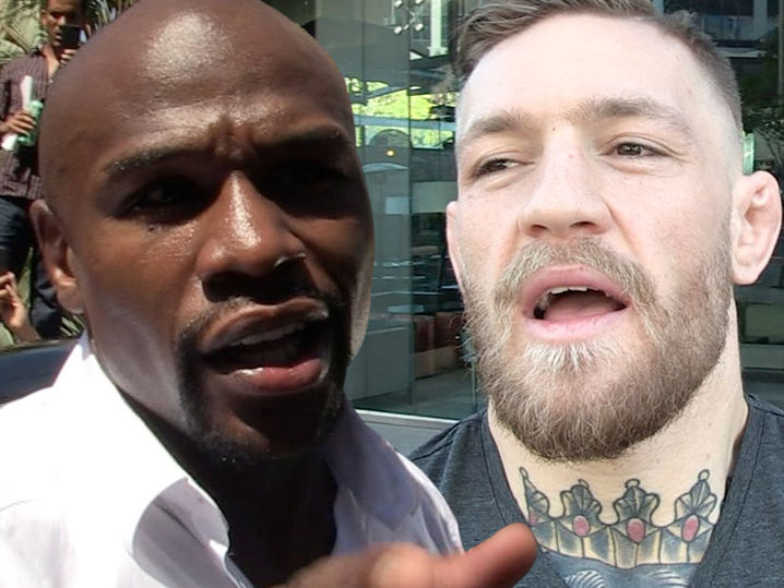 Mayweather, McGregor Face Off In Canada (LIVE STREAM)