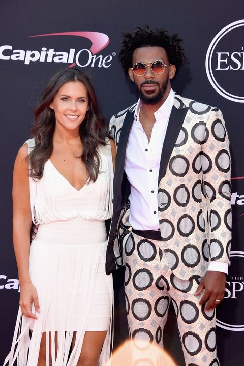 Mike Conley Jr. and Mary Conley