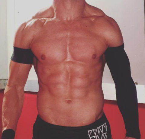 Guess the shredded WWE Superstar!