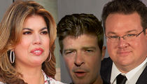 Alan Thicke's Widow Tanya Asks Judge to Throw Robin and His Brother Out of Court