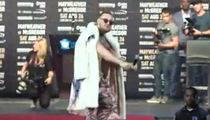 Conor McGregor: I'm Not Racist, My Penis Is Black