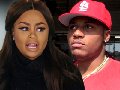 Blac Chyna Fears Ferrari, Beefs Up Security and Bans Ex-Side Piece from Nightclub Gig