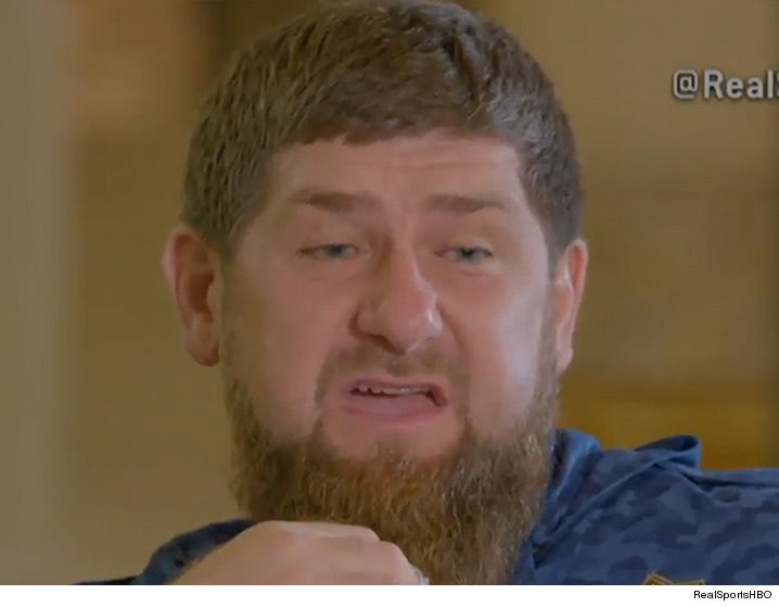 Chechen leader denies torturing gays: 'We don't have any'